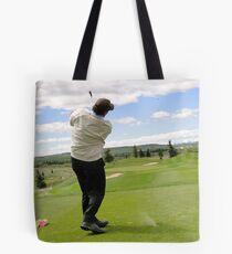 Golf Swing N Tote Bag