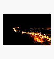 Freeway Photographic Print