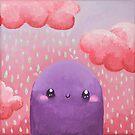 Pink Rain by Avé Rivera