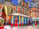 """The """"M"""" Bar - Leadenhall Market Series -  London - HDR by Colin  Williams Photography"""