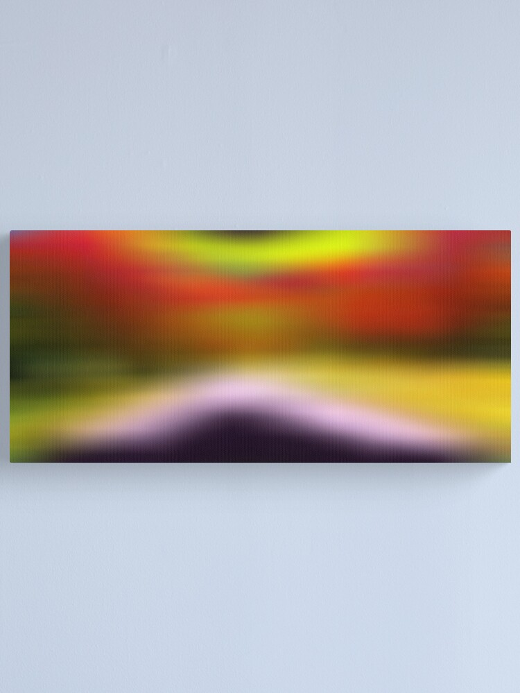 Alternate view of On the Road Canvas Print