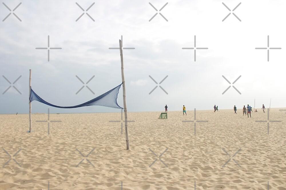 Beach Day  by Raquel Fletcher