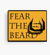 Fear The Bread Canvas Print