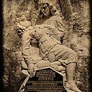 Dispatch Rider Memorial by Nigel Fletcher-Jones
