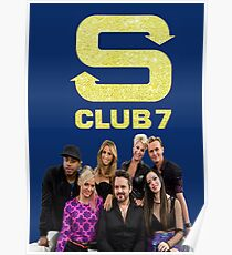 S Club 7 2015 Poster