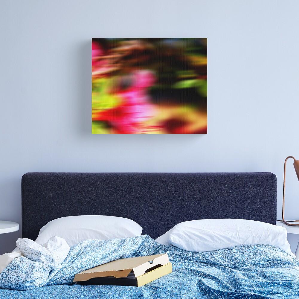 Summer Flutter Canvas Print