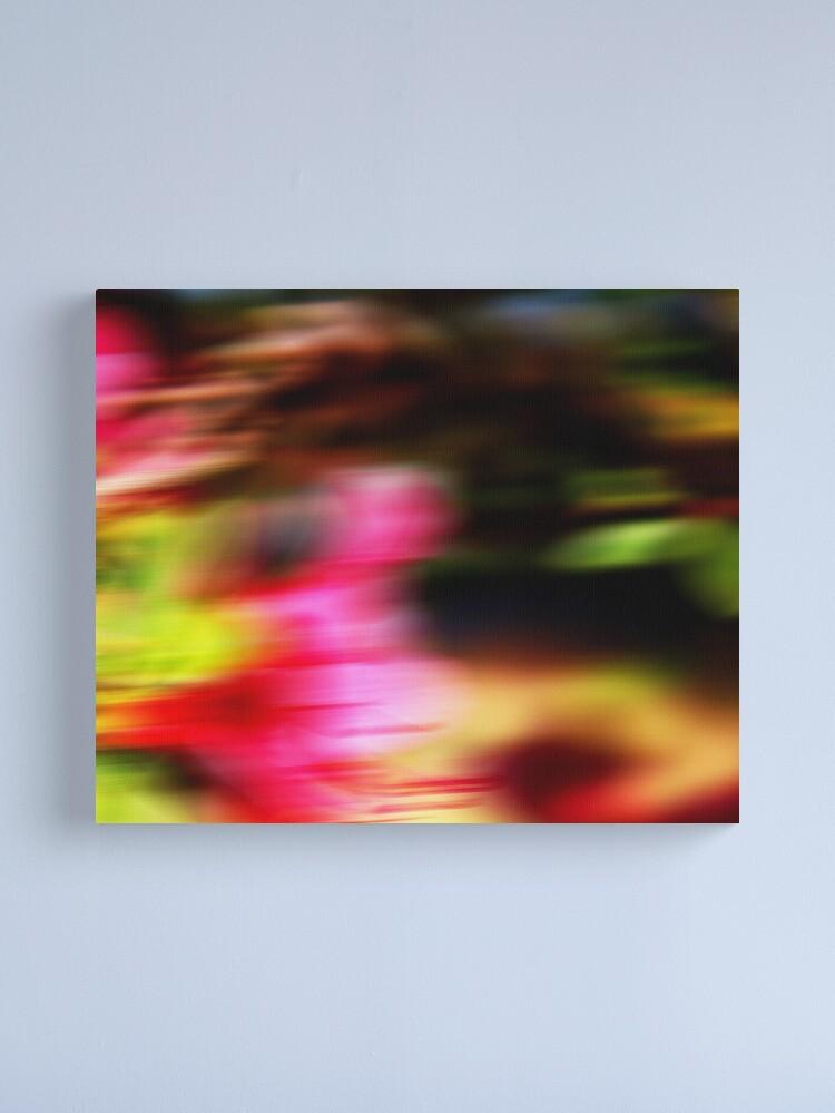 Alternate view of Summer Flutter Canvas Print