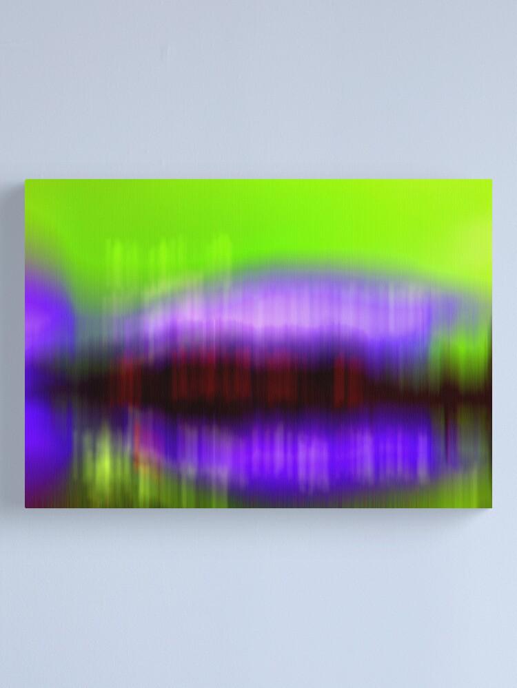 Alternate view of Island Lightning  Canvas Print