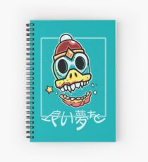 SWEET DREAMS DEUX Spiral Notebook