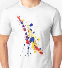 Paint Tee Slim Fit T-Shirt
