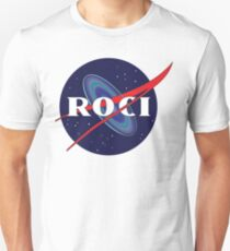 Roci In Space Slim Fit T-Shirt