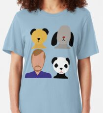NDVH The Sooty Show Slim Fit T-Shirt