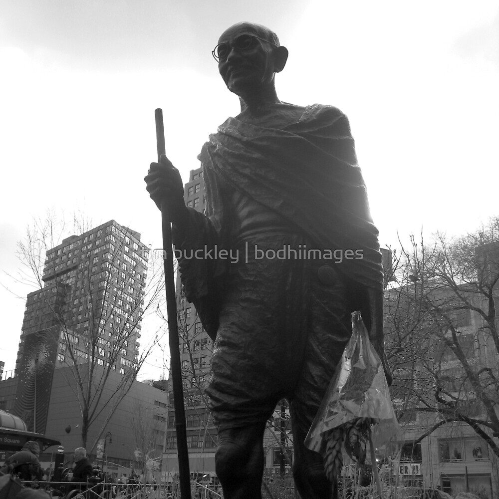 monument, union square park, nyc by tim buckley | bodhiimages
