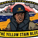Caine Mutiny - Yellow Stain Blues by AlwaysReadyCltv