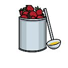 Caine Mutiny - Gallon of Strawberries by AlwaysReadyCltv