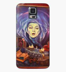 Madam Leota Haunted Mansion Hülle & Klebefolie für Samsung Galaxy
