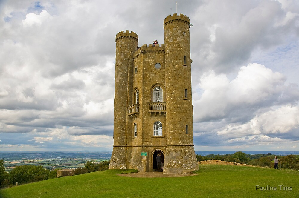 Broadway Tower by Pauline Tims