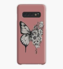 s h a w n - butterfly Case/Skin for Samsung Galaxy