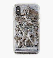 Vinilo o funda para iPhone Departure Of The Volunteers 1792