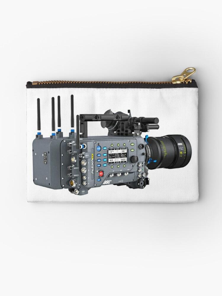 Cool Arri Alexa LF Camera Design   Zipper Pouch