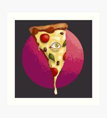 Pizza Hut Art Prints Redbubble