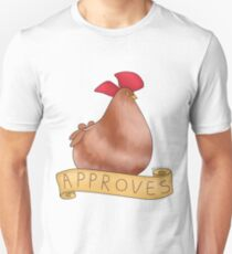 The Chicken Approves T-Shirt