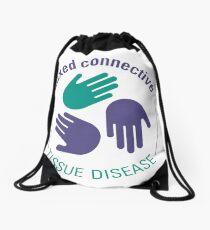 Offizielles Logo der gemischten Bindegewebserkrankung Turnbeutel