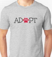 Adopt Unisex T-Shirt
