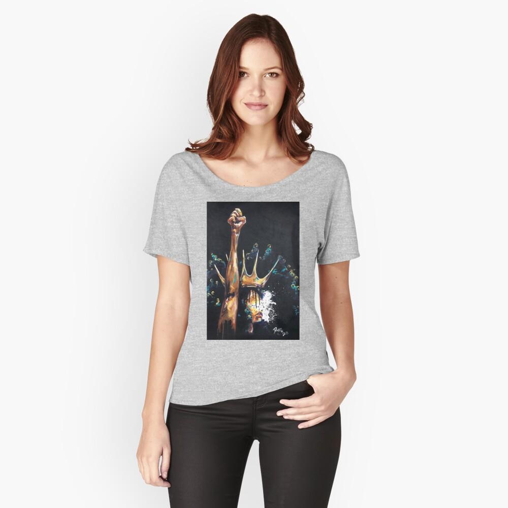 Naturalmente Reina VI Camiseta ancha