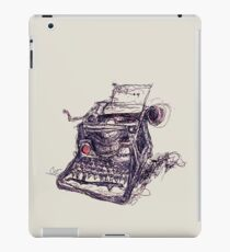 Eat Words iPad Case/Skin