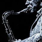 Emotional Sax von Richard Young