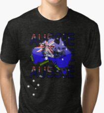 Australiana Composite T-Shirt Tri-blend T-Shirt