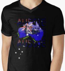 Australiana Composite T-Shirt Mens V-Neck T-Shirt