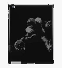 Hurdling Football Player Collection iPad Case/Skin