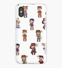 JOJOx8 iPhone Case