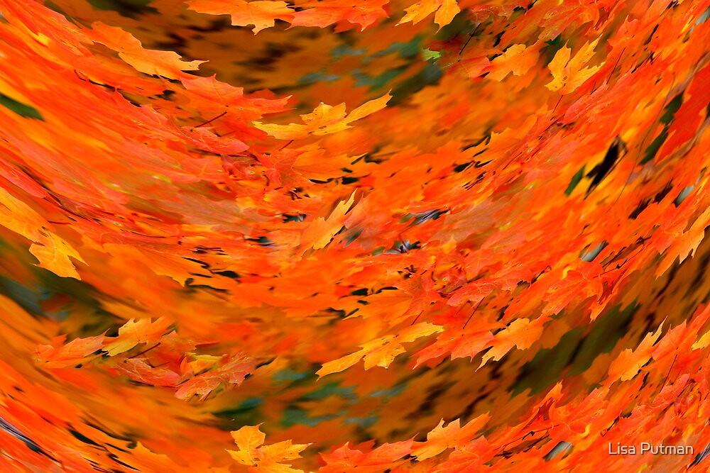 Autumn Whirlwind by Lisa G. Putman