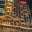 GPO Sydney HDR by JHP Unique and Beautiful Images