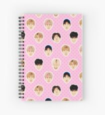 GOT7 Just Right Spiral Notebook