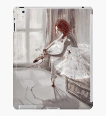 Ballerina iPad Case/Skin