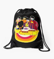Yellow Submarine - Pop Art Drawstring Bag