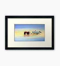 Aldinga Summer 1 Framed Print