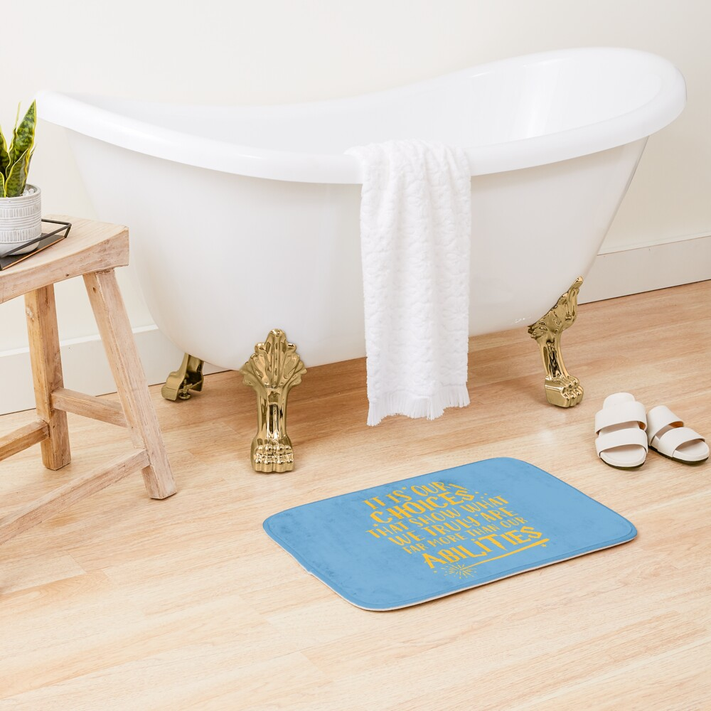 Premium Choices Bath Mat