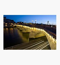 France - Paris 75001 Photographic Print