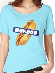 SquidForce Splatfest Hot Dogs with Text Women's Relaxed Fit T-Shirt