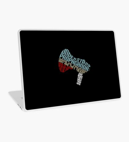 Understand Propaganda -  Laptop Skin