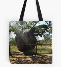 Boab Prison Tree, Derby, Western Australia Tote Bag