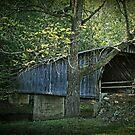 Bob White Covered Bridge by Christine Annas
