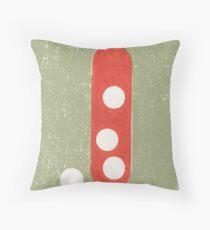Abstract no2 Throw Pillow