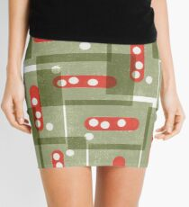 Abstract no2 Mini Skirt