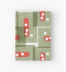 Abstract no2 Hardcover Journal